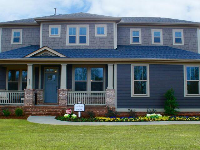 3 Bed, 3 Bath New Home Plan In Woodruff, Sc
