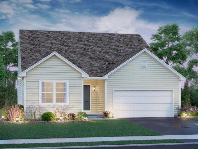 3 Bed, 3 Bath New Home Plan In Yorkville, Il