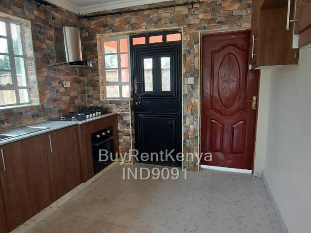 3 Bed Bungalow For Sale In Gikambura