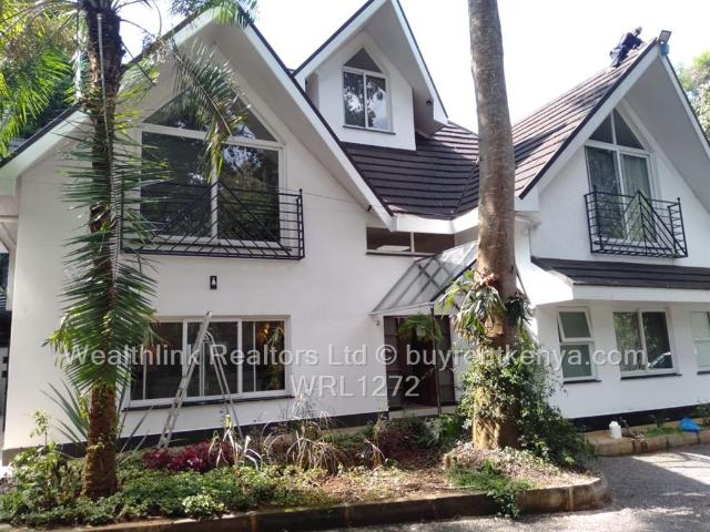 3 Bed Flat & Apartment For Rent In Gigiri