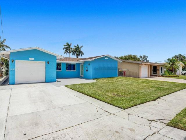 3 Bed House For Sale In Dania Beach, Florida