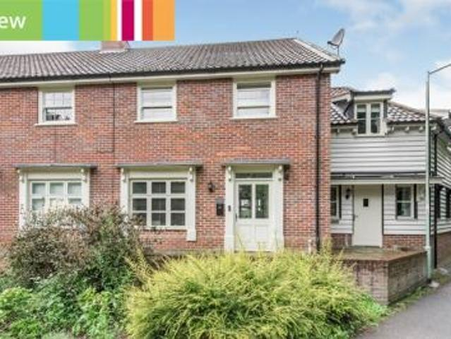 3 Bed Other For Sale Elm Drive Walsham Le Willows, Bury St Edmunds Suffolk Ip31 £320,000