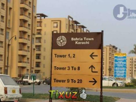 3 Bedroom Apartments Corner Bahria Town Karachi In Mitula Homes
