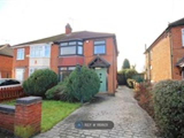 3 Bed Semi Detached For Rent Radford Drive Leicester