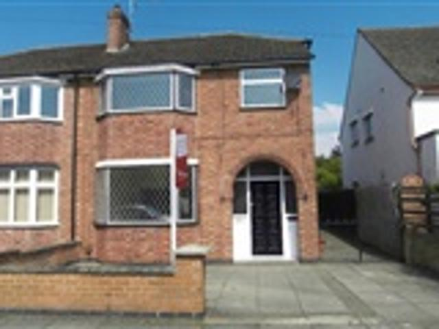 3 Bed Semi Detached For Sale Ashclose Avenue Leicester