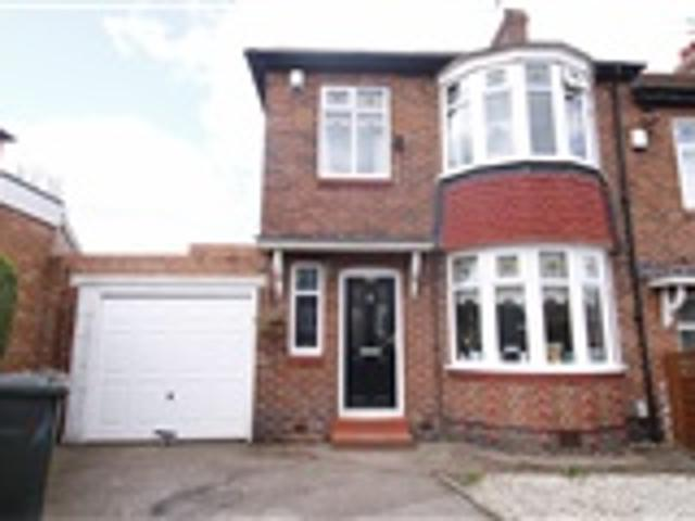 3 Bed Semi Detached For Sale Bruce Gardens Newcastle Upon Tyne