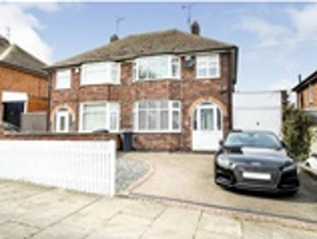 3 Bed Semi Detached For Sale Letchworth Road Leicester