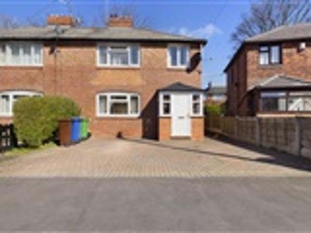 3 Bed Semi Detached For Sale Longton Road Manchester