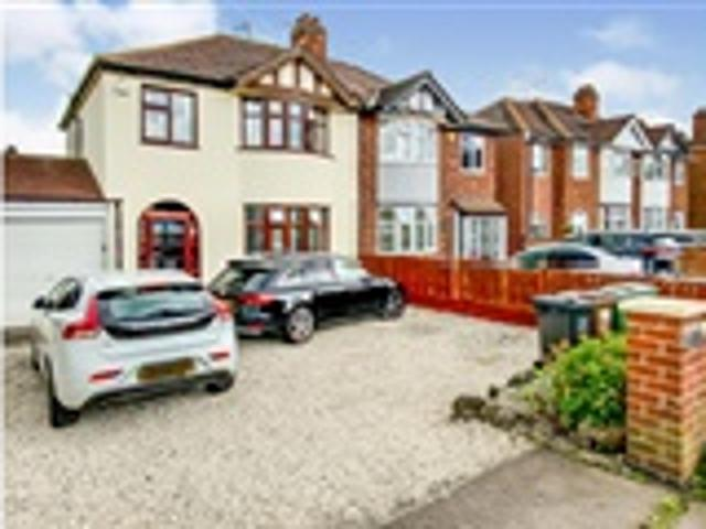3 Bed Semi Detached For Sale Loughborough Road Leicester