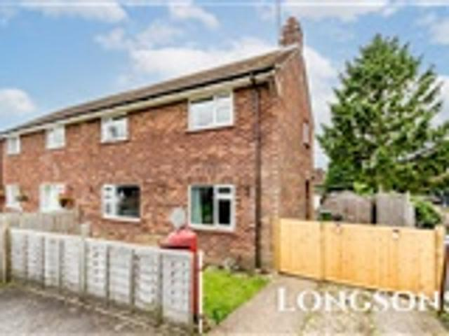 3 Bed Semi Detached For Sale Priory Place Kings Lynn