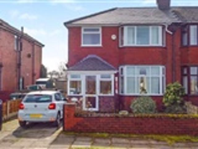3 Bed Semi Detached For Sale Ringley Road West Manchester