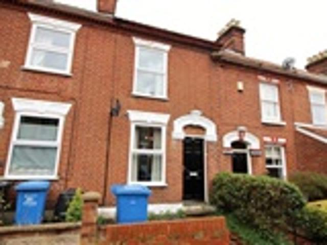 3 Bed Terraced For Rent Lincoln Street Norwich