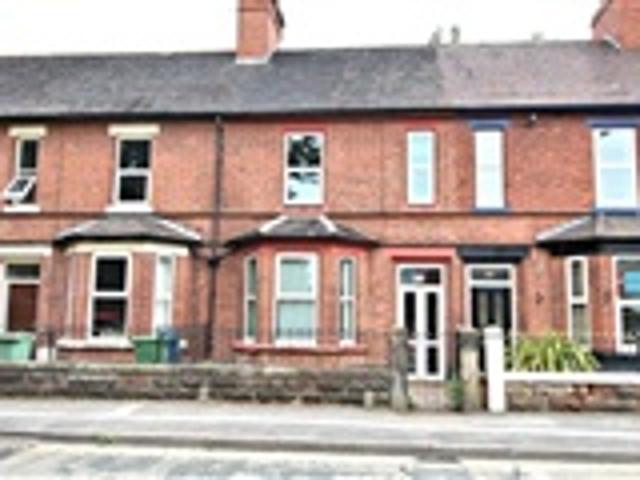 3 Bed Terraced For Sale Lichfield Road Stafford