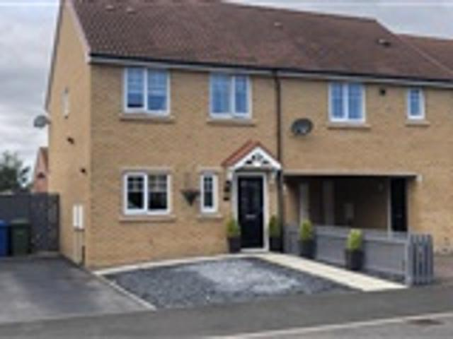 3 Bed Terraced For Sale Pickering Close Cramlington
