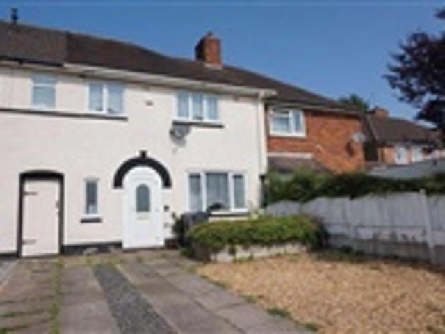 3 Bed Terraced For Sale Springfield Road Sutton Coldfield