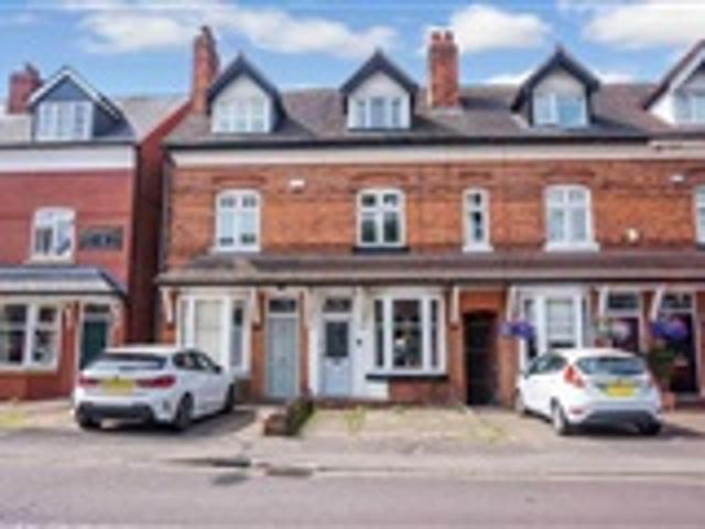 3 Bed Terraced For Sale Walsall Road Sutton Coldfield
