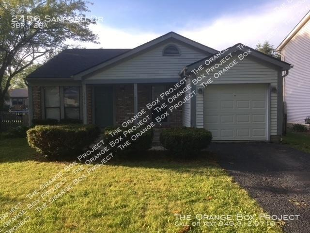 3 Bedroom Detached House Columbus Oh For Rent At 1850