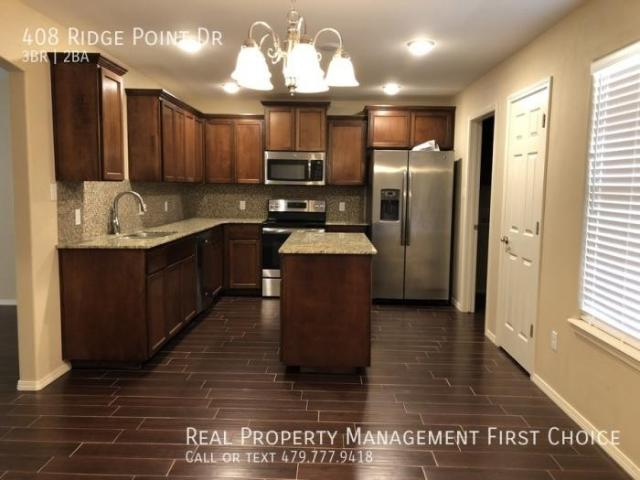 3 Bedroom Detached House Fort Smith Ar For Rent At 1525