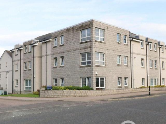 3 Bedroom Flat To Rent 13 Priory Park, North Street, Inverurie, Ab51