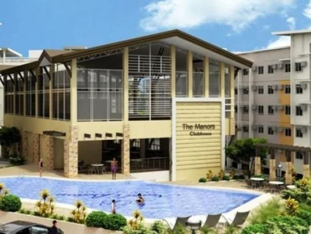 3 Bedroom Fully Furnished Condo Unit With 1 Parking Space