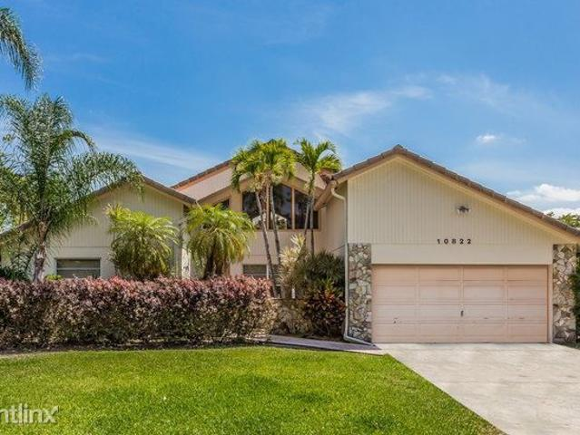 3 Bedroom Home For Rent At 10822 Nw 9th Mnr, Coral Springs, Fl 33071 Cypress Run