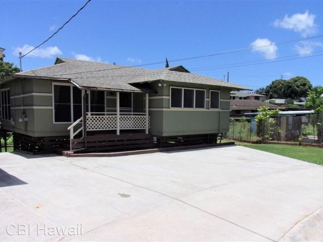3 Bedroom Home For Rent At 1160 Hoolawa Pl, Pearl City, Hi 96782 Pearl City