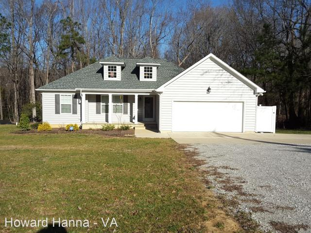 3 Bedroom Home For Rent At 128 Turners Neck Rd, Toano, Va 23168