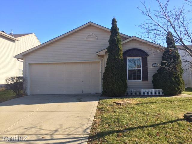 3 Bedroom Home For Rent At 1653 Farm Meadow Dr, Greenwood, In 46143