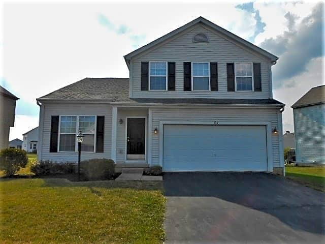 3 Bedroom Home For Rent At 166 Purple Finch Loop, Etna, Oh 43062