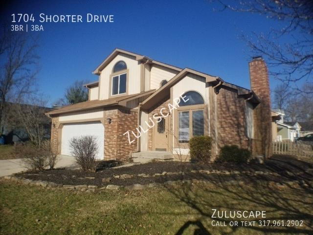 3 Bedroom Home For Rent At 1704 Shorter Dr, Indianapolis, In 46214 Chapel Hill Ben Davis