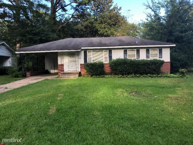 3 Bedroom Home For Rent At 2930 Glenderry St, Jackson, Ms 39212