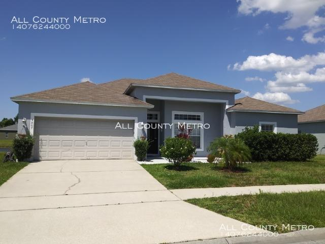 3 Bedroom Home For Rent At 3807 Wood Thrush Dr, Kissimmee, Fl 34744