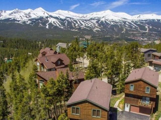 3 Bedroom Home For Rent At Club House Rd, Breckenridge, Co 80424