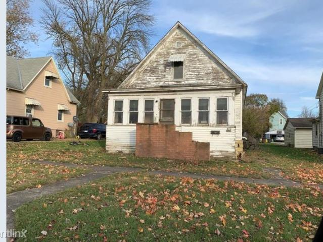 3 Bedroom Home For Rent At N State St, Gibson City, Il 60936