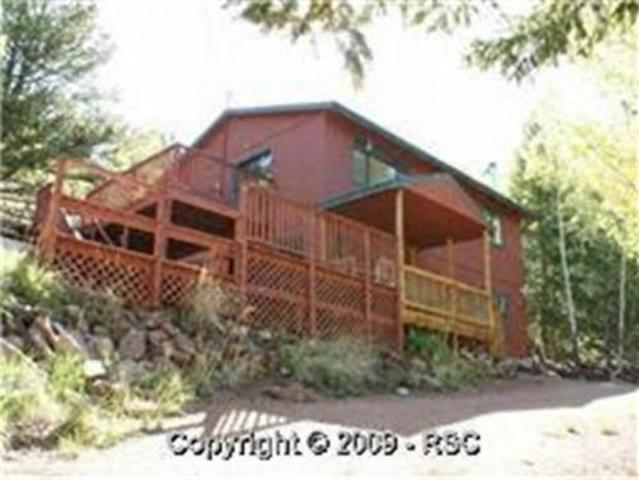 3 Bedroom Home For Sale In Cripple Creek In Col. 3br