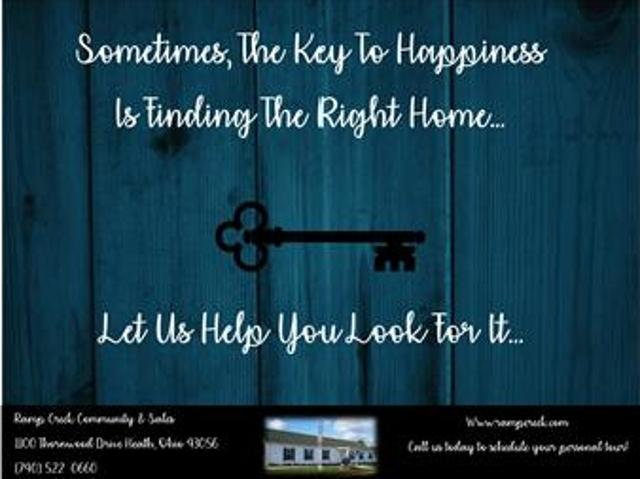 3 Bedroom Homes And A 4 Bedroom Coming Soon!