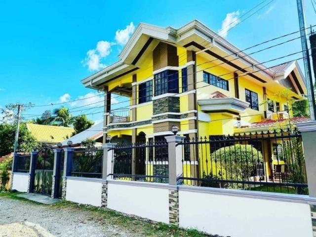 3 Bedroom House And Lot For Sale In San Isidro District, Tagbilaran City