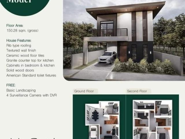 3 Bedroom House And Lot For Sale In San Jose, Batangas   200 Sqm Lot Area