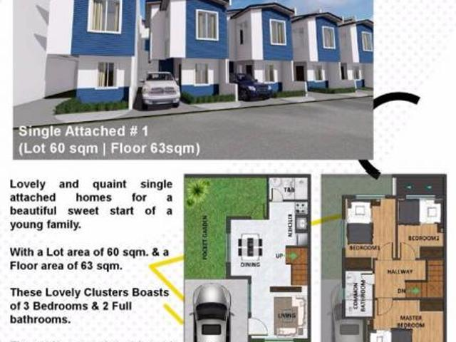 3 Bedroom House And Lot For Sale In San Mateo
