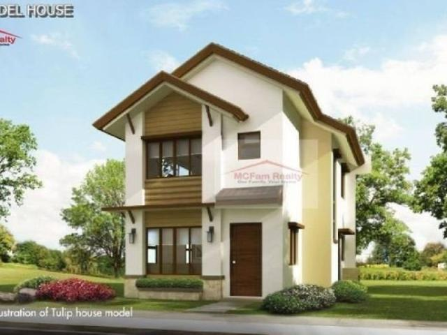 3 Bedroom House And Lot In Taytay Rizal Amarilyo Crest