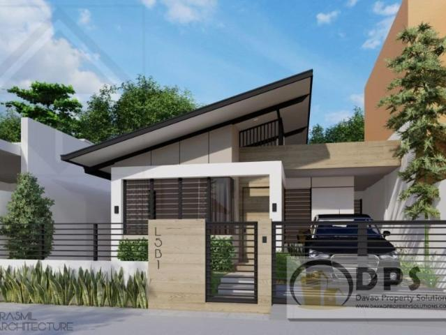 3 Bedroom House For Sale In Cecelia Heights Cabantian Davao City