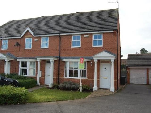 3 Bedroom House To Rent In Henson Close, Upper Saxondale, Nottingham On Boomin