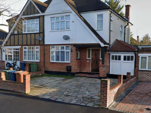 3 Bedroom House With Garage, Parking And Garden Ha2 Rent £1750.00 P.c.m Available 25th Apr...