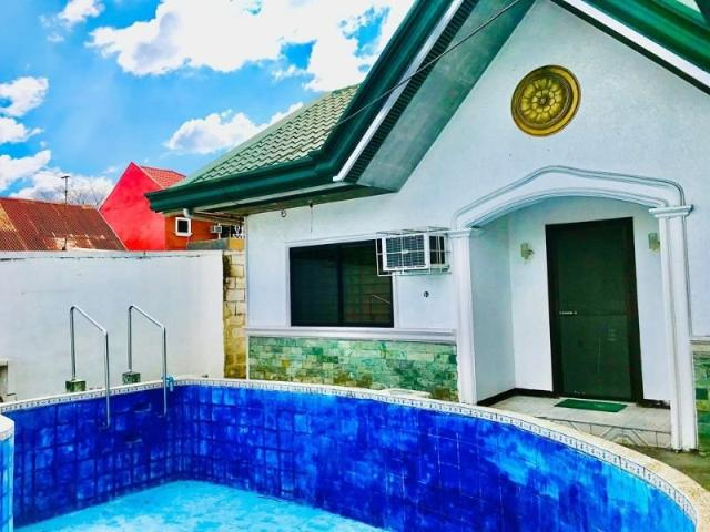 3 Bedroom Housewith Pool For Sale In Santo Domingo Angeles City