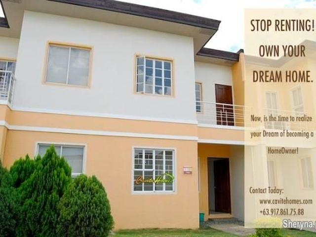 3 Bedroom Pines Townhouse, House And Lot In Cavite, Carmona Estat