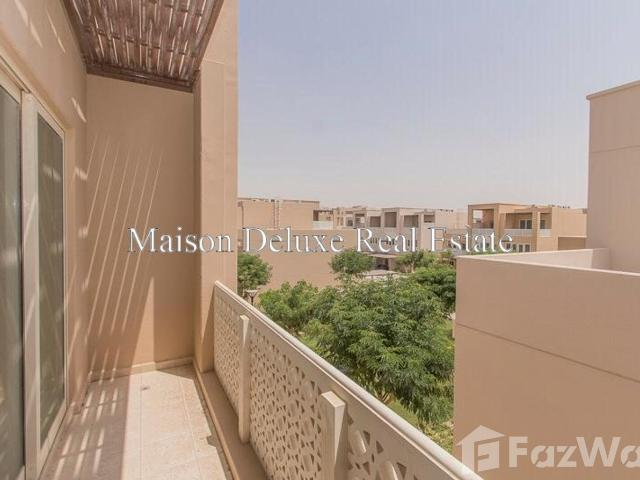 3 Bedroom Townhouse For Sale At Badrah Townhouses
