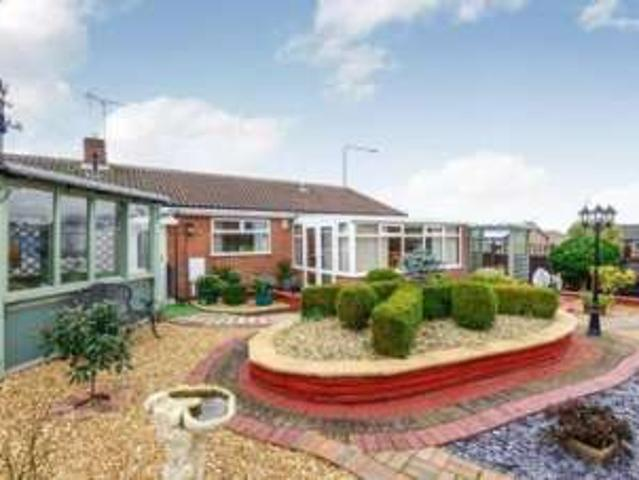 3 Bedrooms Bungalow For Sale In Hazelwood Close, Forest Town, Mansfield, Nottinghamshire Ng19