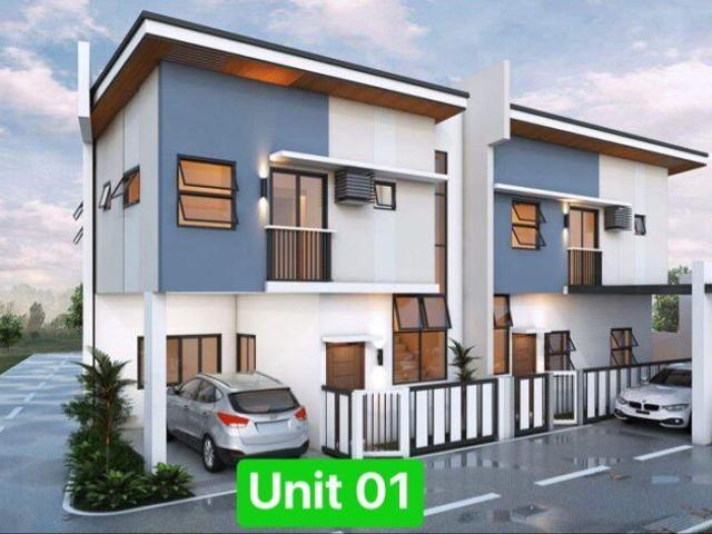 3 Bedrooms Hollie Townhouse In Talisay City,cebu