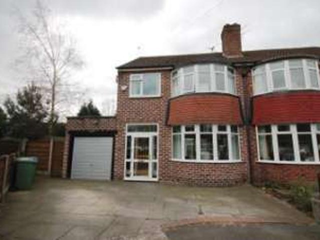 3 Bedrooms Semi Detached House For Sale In Royston Road, Urmston, Manchester M41