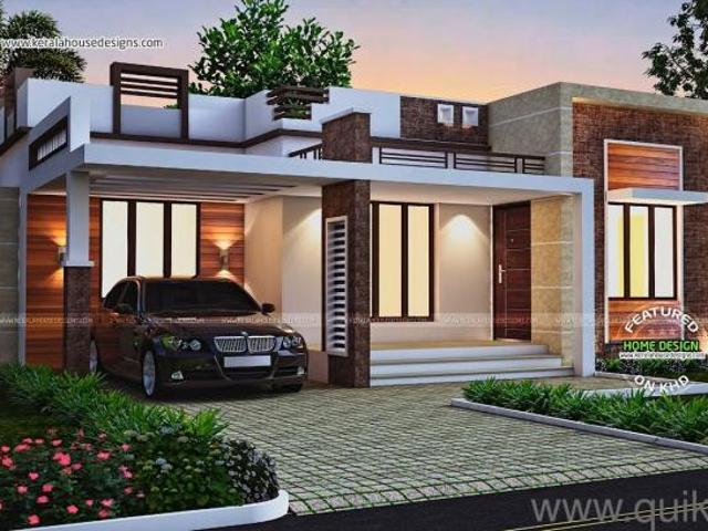 3 Bhk 1200 Sq. Ft Villa For Sale In Peyad, Trivandrum